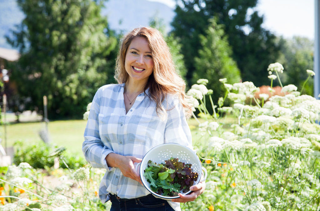 How to Grow More Fruits & Vegetables with Less Time & Hassle with Melissa Norris